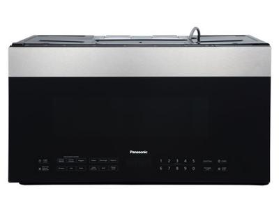"30"" Panasonic 1.9 cu. ft. Over-the-Range Microwave Oven - NNSG158S"