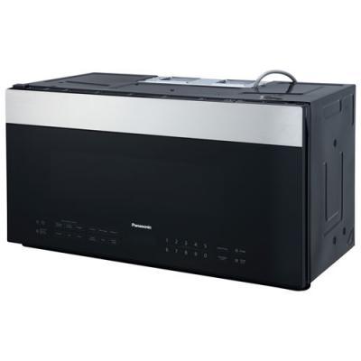"30"" Panasonic 1.9 cu. ft. Over-the-Range Microwave Oven - NNSG158S"