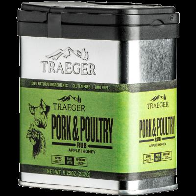 Traeger Pork & Poultry Rub - SPC171