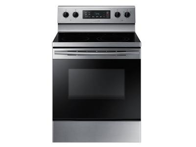 "30"" Samsung NE3000K Electric Range with Stainless Steel Edge Frame, 5.9 cu.ft. - NE59K3310SS"
