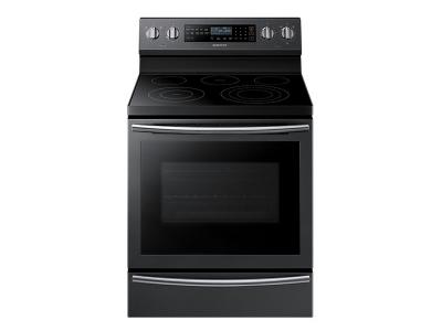"30"" Samsung Induction Range with Virtual Flame Technology™, 5.8 cu.ft - NE58N9560WG"