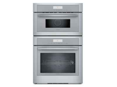 "30"" Thermador Masterpiece  Series Combination Speed Oven - MEDMC301WS"