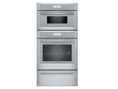 "30"" Thermador Masterpiece  Series Triple Speed Oven - MEDMCW31WS"