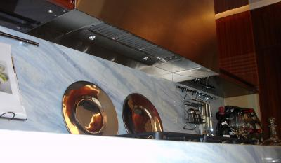 "35"" Faber Inca HC Insert Range Hood - INHC35SSV"