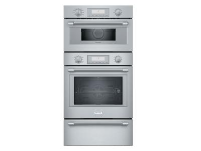 "30"" Thermador Professional  Series Triple Speed Oven - PODMCW31W"