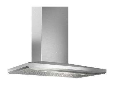 "36"" Thermador Masterpiece  Pyramid Chimney Wall Hood, 600 CFM - HMCB36WS"