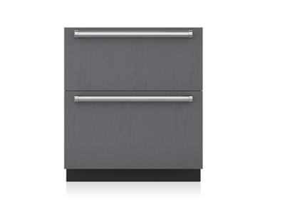 "30"" SUBZERO Freezer Drawers with Ice Maker - Panel Ready  - ID-30FI"