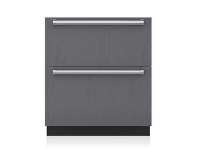 "30"" SUBZERO  Freezer Drawers - Panel Ready - ID-30F"
