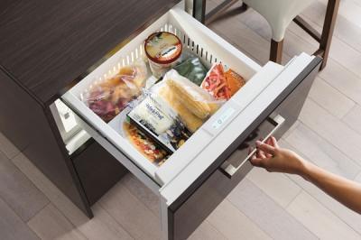 "24"" SUBZERO  Freezer Drawers - Panel Ready - ID-24F"