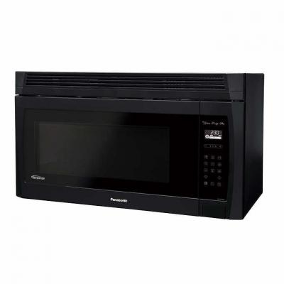 "30"" Panasonic Genius Prestige Plus Over-the-Range Microwave Oven - NNSE284B"