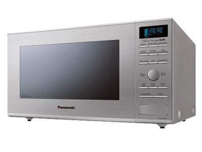 "21"" Panasonic Mid-size Genius Inverter stainless steel microwave with grill heater - NNGD693SC"