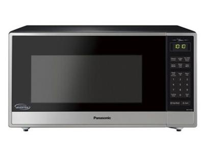 "22"" Panasonic Evolved Microwave with Cyclonic Inverter Technology - NNST765S"