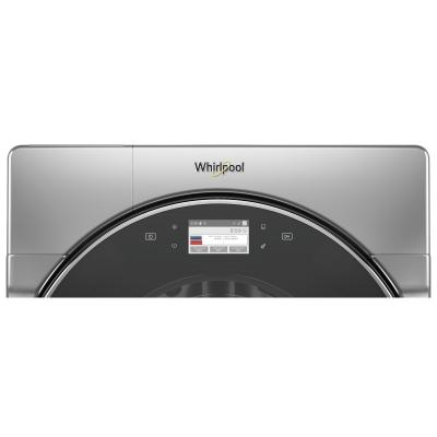"""27"""" Whirlpool 5.8 cu.ft. I.E.C. Smart Front Load Washer  - WFW9620HC"""