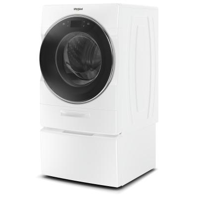 """27"""" Whirlpool 5.8 cu.ft. I.E.C. Smart Front Load Washer  - WFW9620HW"""