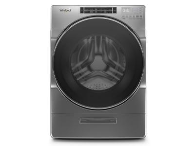 "27"" Whirlpool 5.8 cu.ft. I.E.C. Front Load Washer - WFW8620HC"