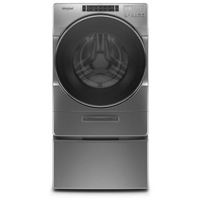 """27"""" Whirlpool 5.8 cu.ft. I.E.C. Front Load Washer - WFW8620HC"""