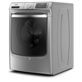 "27"" Maytag 5.8 cu. ft. Front Load Washer with Extra Power and 24-Hr Fresh Hold Option - MHW8630HC"