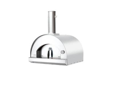 """31"""" Fontana Forni Margherita Countertop Pizza Oven in Stainless- CA-FTMAR-S"""