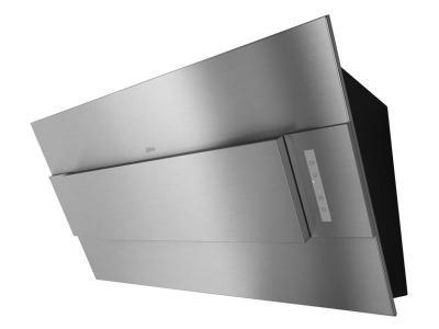 """32"""" Zephyr Designer Series Incline Wall Range Hood In Stainless Steel - AINM80ASX"""