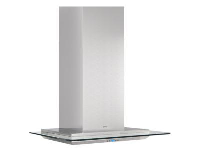 "30"" Zephyr Core Series Verona Wall Mount Range Hood In Stainless Steel With Glass Canopy - ZVOE30AG"