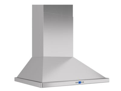 "30"" Zephyr Core Series Venezia Pyramid Design Wall Mount Hood - ZVEE30CS"