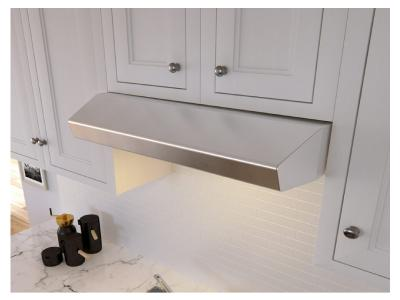 "36"" Zephyr Core Series Breeze Under Cabinet Range Hood In Stainless Steel - AK1136S"