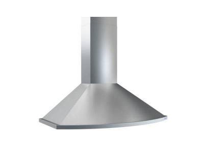 "36"" Zephyr Savona Wall Mount Chimney Hood with Recirculating Option - ZSAM90DS"