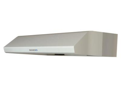 "36"" Zephyr Core Series Hurricane Under Cabinet Hood In White - AK2536BW"