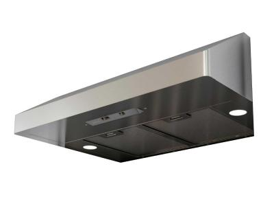 "36"" Zephyr Core Series Gust Under Cabinet Convertible Hood - AK7136AS290"