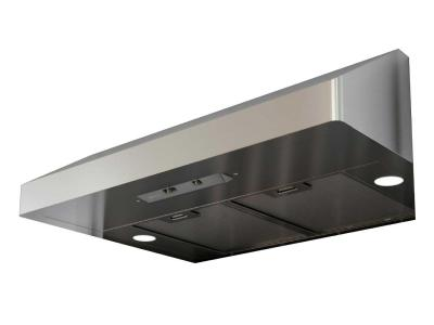 "30"" Zephyr Core Series Gust Under Cabinet Convertible Range Hood - AK7100AS290"
