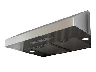 "30"" Zephyr Core Series Gust Under Cabinet Canopy Range Hood With Halogen Lighting - AK7100AS"