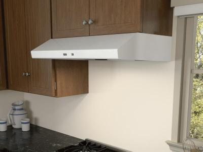 "30"" Zephyr Core Series Cyclone Under Cabinet Range Hood In White - AK6500BW"