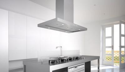 "48"" Faber Bella Collection Island Hood - BELAIS48SS600"