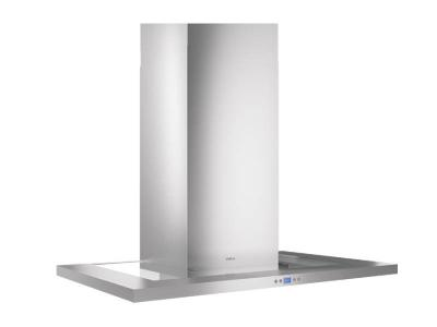 "36"" Modena Wall-Mount Chimney Range Hood with 715 CFM Internal Blower - ZMOM90AS"