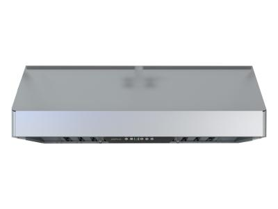 "42"" Zephyr Pro Series Tempest I Under Cabinet Hood With Dual Level Lighting - AK7042BS"