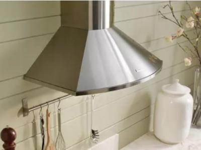 "30"" Faber Decorative Collection Tender Wall-Mount Chimney Hood - TEND30SS600-B"