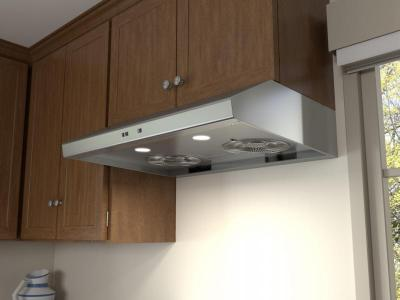 "42"" Zephyr Core Series Cyclone Under Cabinet Range Hood With Halogen Lighting - AK6542BS"
