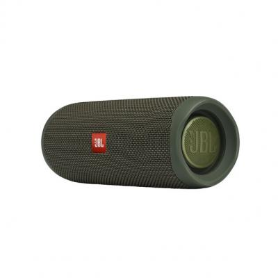 JBL FLIP 5 Portable Waterproof Speaker - JBLFLIP5GRENAM