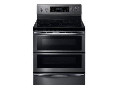 "30"" Samsung NE7000J Electric Range with Flex Duo. 5.9 cu.ft. NE59J7850WG"