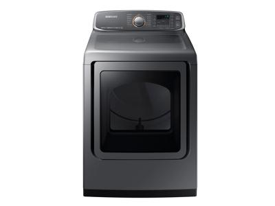 "27"" Samsung DV7750 7.4 cu. ft. Electric Dryer - DVE52M7750P"