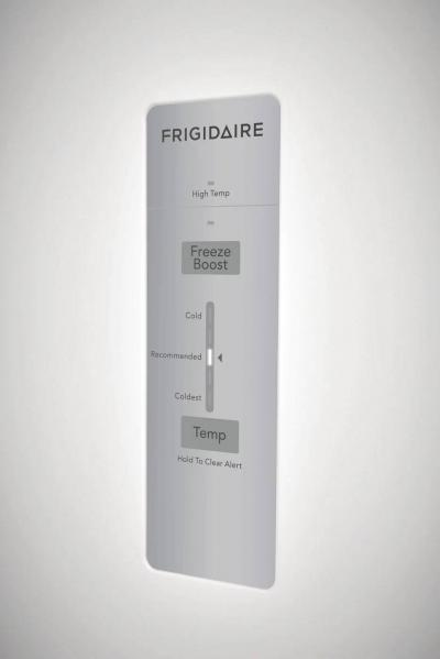Frigidaire Upright Freezer With Adjustable Shelves - FFFU20F4VW