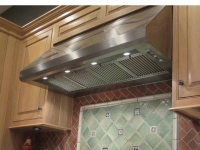 "48"" Faber Maestrale 18 Collection Under Cabinet Range Hood - MAES4818SS1200-B"