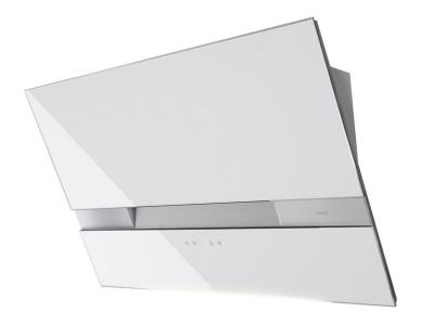 "36"" Zephyr Designer Series Wave Wall Mount Chimney Range Hood With Tri Level Lighting In White - AWAM90AWX"