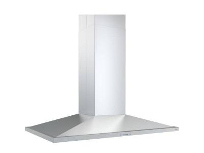 "42"" Zephyr Anzio Island Mount Chimney Pro Range Hood with ICON Touch Controls  - ZAZE42CS"
