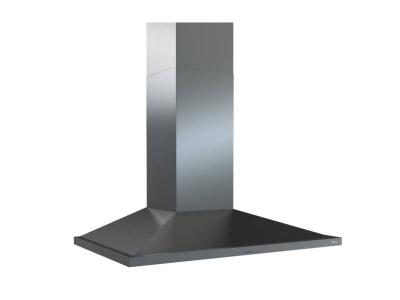 "36"" Zephyr Anzio Wall Mount Chimney Hood with Titanium Coating  - ZANM90CBS"