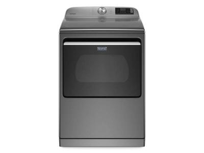 Maytag 7.4 Cu. Ft. Smart Top Load Electric Dryer With Extra Power Button - YMED7230HC