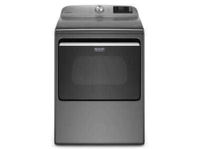 Maytag 7.4 Cu. Ft. Smart Top Load Electric Dryer With Extra Power Button - YMED6230HC