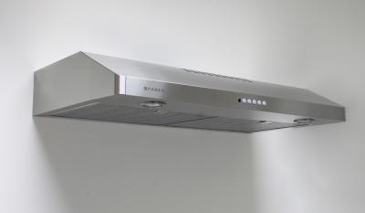 "30"" Faber Levante II Under-Cabinet Hood   -LEVT30SS400-B"
