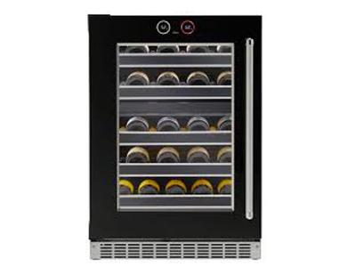 "24"" Silhouette -With Touch Display Wine Cooler - SRVWC050L"