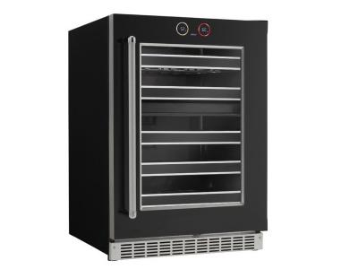 "24"" Silhouette -With Touch Display Wine Cooler - SRVWC050R"